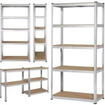 Warehouse Storage Heavy Duty Galvanized Metal Shelf Steel Pallet Racking