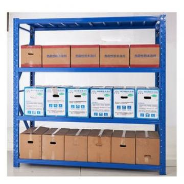Powder Coated Steel Industrial Long Span Shelving Unit for Warehouse